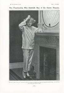 Gabrielle Ray - The Tatler - 14th September 1904