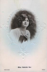 Gabrielle Ray (Philco 7115 E)