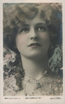 """Gabrielle Ray as """"Thisbe"""" in """"The Orchid"""" 1903 (Rotary 391 B)"""