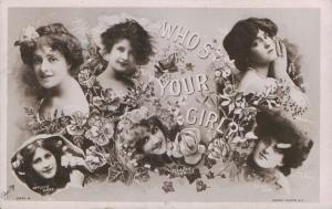 Gabrielle Ray (Rotary 3441 A) 1907