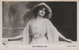 Gabrielle Ray (J. Beagles 733 X) 1908