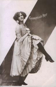Gabrielle Ray (Rotary 3587 A) 1905