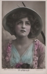 """Gabrielle Ray as """"Frou Frou"""" in """"The Merry Widow"""" 1907 (Rotary 4869 P)"""