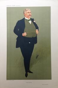 George Edwardes - Vanity Fair - 1911