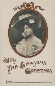 Gabrielle Ray (Rapid 13) 1905