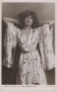 Gabrielle Ray (Rotary 1955 S) 1906