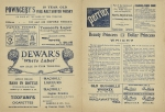 The Dollar Princess Programme - 25th September 1909 - Pages 2 & 3
