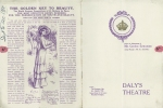 The Dollar Princess – 1910 –Cover