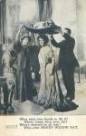 Fig. 2. Merry Widow parody postcard c 1908