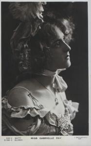 Gabrielle Ray (J. Beagles G 696 U) 1905