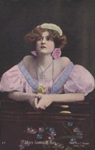Gabrielle Ray (Giesen Bros. K 8) 1906