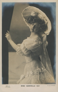 Gabrielle Ray (J. Beagles 493 F) 1905