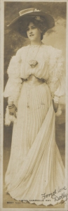 Gabrielle Ray (Rotary 9097) 1904