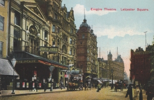 Empire Theatre, Leicester Square