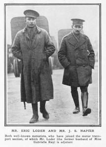 Eric Loder - The Tatler - 10th February 1915