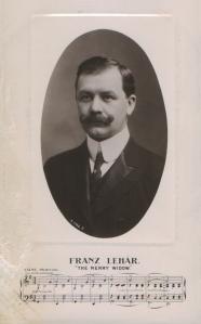 Franz Lehar (Rotary P. 1740. E)