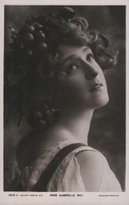 Gabrielle Ray (Rotary 4818 A) 1908