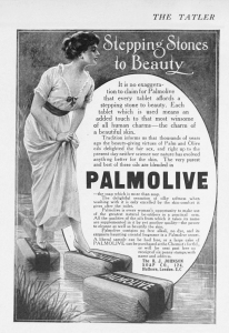 Stepping stones to beauty _ The Tatler - 12th January 1916