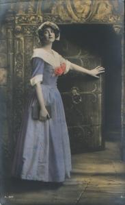 Gabrielle Ray ( A. 307 - 4)