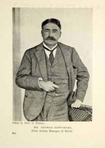George Edwardes - 1914