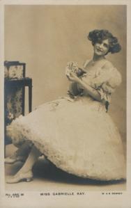 Gabrielle Ray (J. Beagles 485 M) 1905