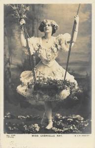 Gabrielle Ray (J. Beagles 77 G) 1905