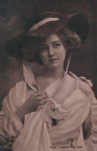 Gabrielle Ray (Millar and Lang ) 1905