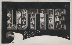 Gabrielle Ray (Rotary 767 A) 1915