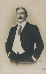 Maurice Farkoa (Rotophot 8761) 1905