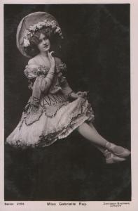 Gabrielle Ray (Davidson Bros. 2156)