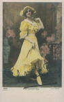 "Gabrielle Ray as ""Thisbe"" in ""The Orchid"" 1903  (J. Beagles 1422)"