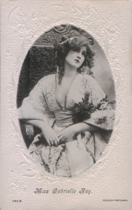Gabrielle Ray (J. Beagles 782 W) 1910