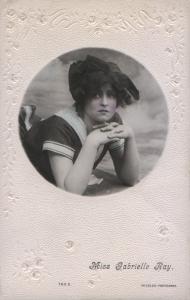 Gabrielle Ray (J. Beagles 782 X) 1910