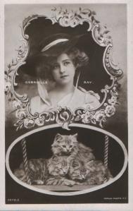 Gabrielle Ray (Rotary 2878 E) 1905