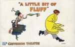 A Little Bit of Fluff - Theatre Royal Lincoln - 1916