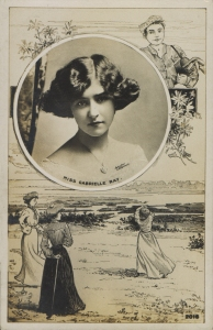 Gabrielle Ray (Rapid 2016) 1907
