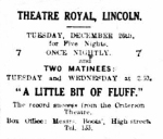 Lincolnshire Chronicle – Saturday 23 December1916