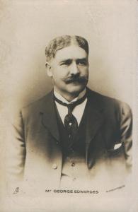 Mr George Edwardes (Tuck 5066) 1904