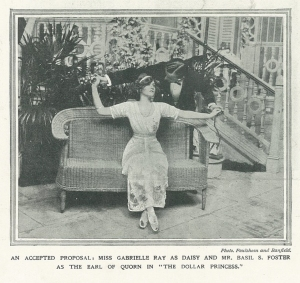 The Dollar Princess - The Illustrated London News - 13th November 1909