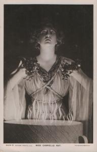 Gabrielle Ray (Rotary 4424 D) 1909