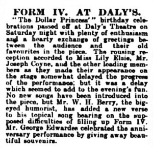 London Daily News - Monday 26 September 1910