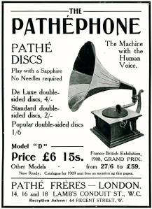 The Pathephone