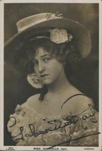 Gabrielle Ray (J. Beagles 8014) 1908