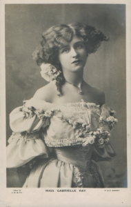 Gabrielle Ray (J.Beagles 384 S) 1905