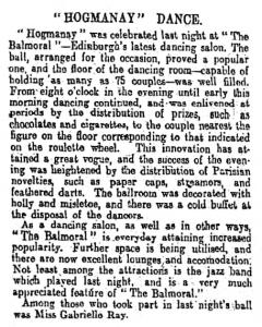 The Scotsman - Saturday 31 December 1921