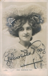 "Gabrielle Ray as ""Thisbe"" in ""The Orchid"" 1903 (J. Beagles 77 S)"