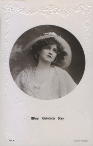 Gabrielle Ray (J. Beagles 764 B) 1908