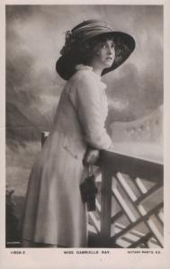 Gabrielle Ray (Rotary 11528 E) 1910