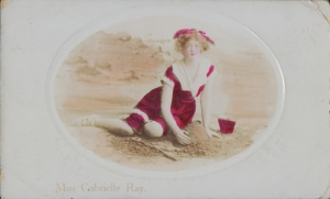 Gabrielle Ray (A & G Taylor 1411) 1909