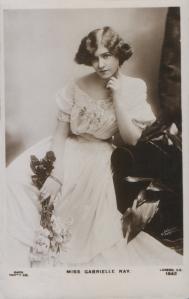 Gabrielle Ray (Rapid 1642) 1905